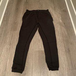 Zara grey joggers with pockets size small